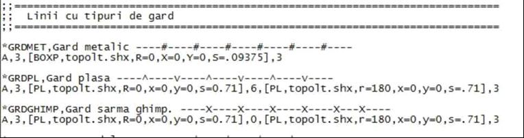 unire-puncte-dupa-coduri-in-topolt-cadware-engineering